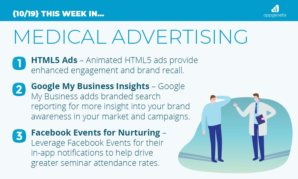 10/19 – This Week In…Medical Advertising