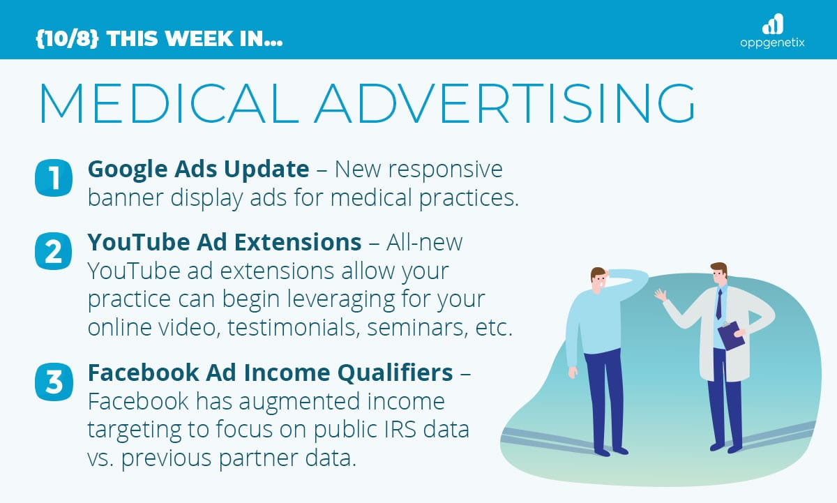 10/8 – This Week In…Medical Advertising