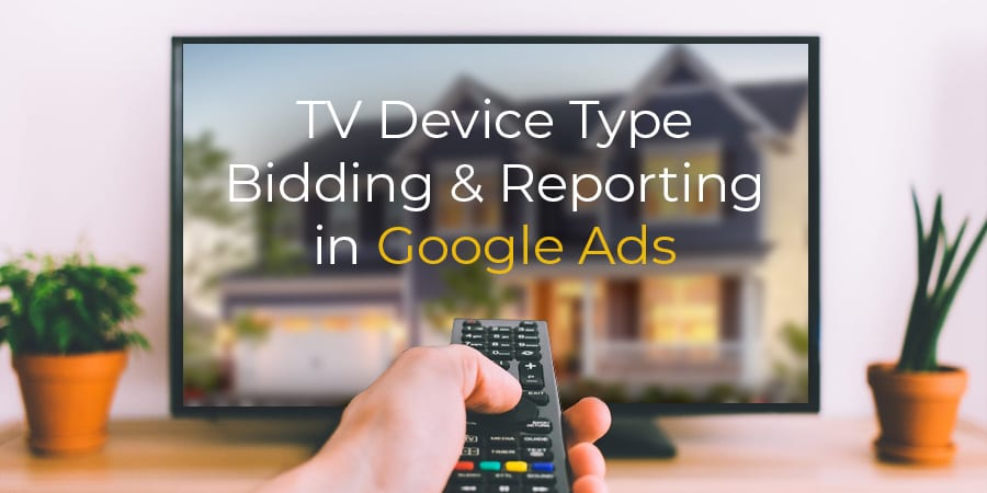 TV Device Bidding Now Available in Google Ads for YouTube Ads