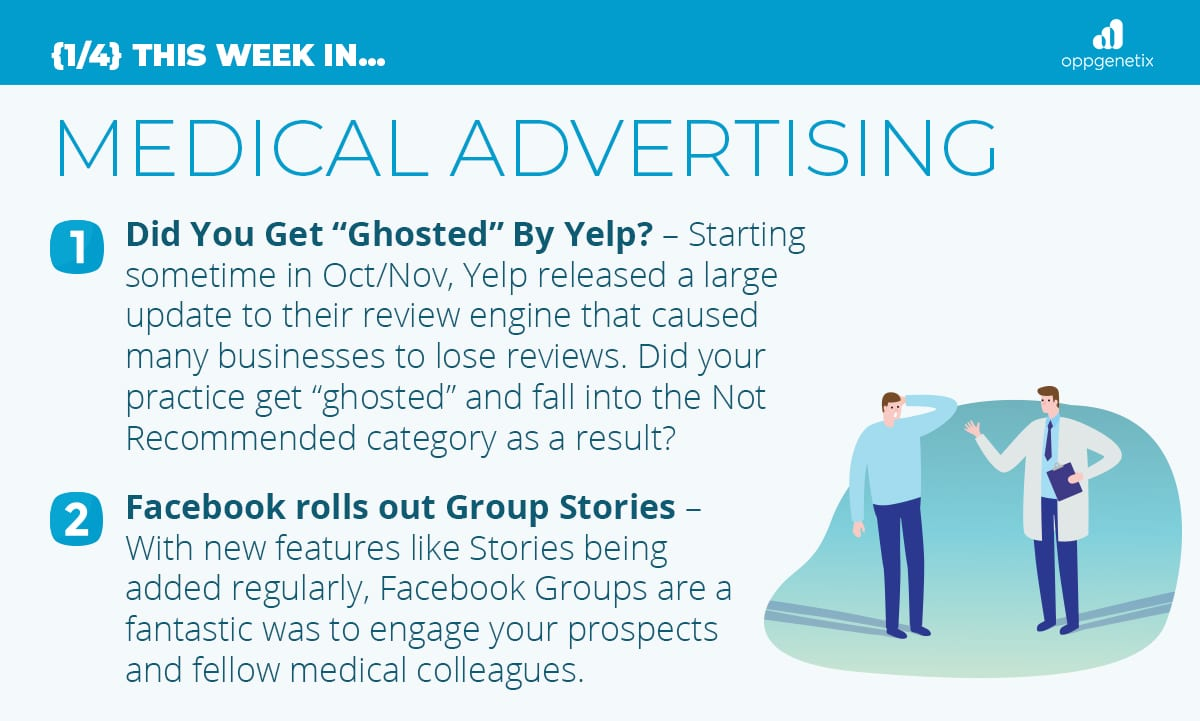 1/4 – This Week In…Medical Advertising