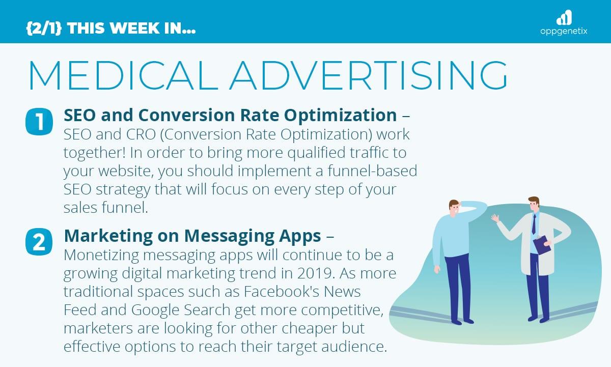 2/1 – This Week In Medical Advertising