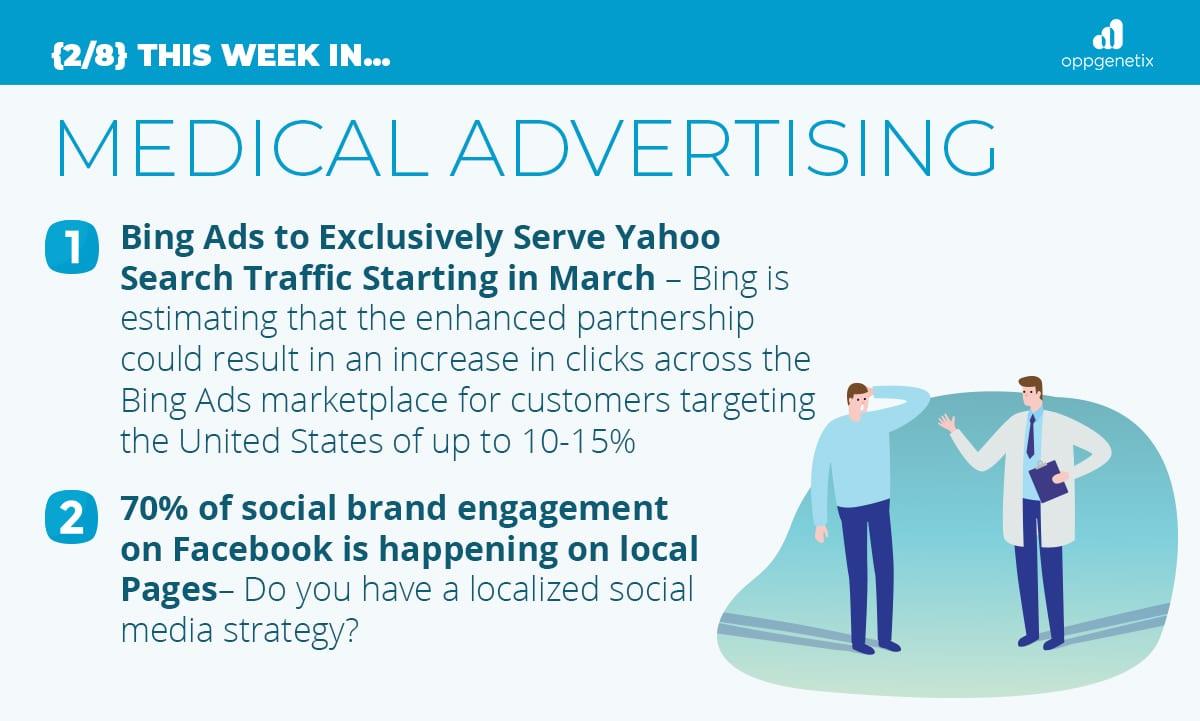 2/8 – This Week In Medical Advertising