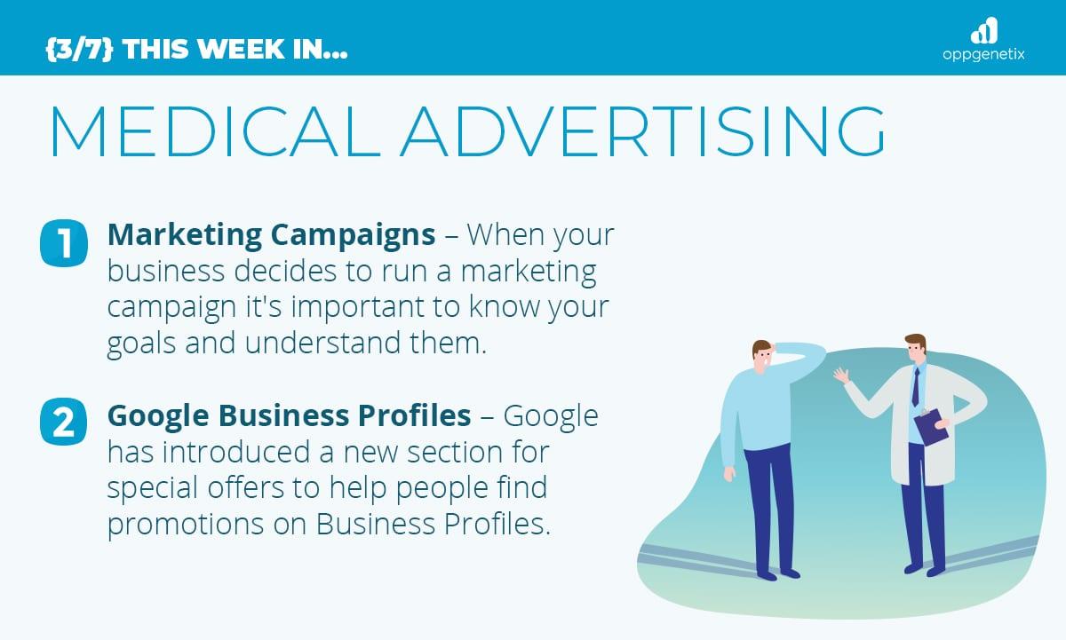 3/7 – This Week In Medical Advertising