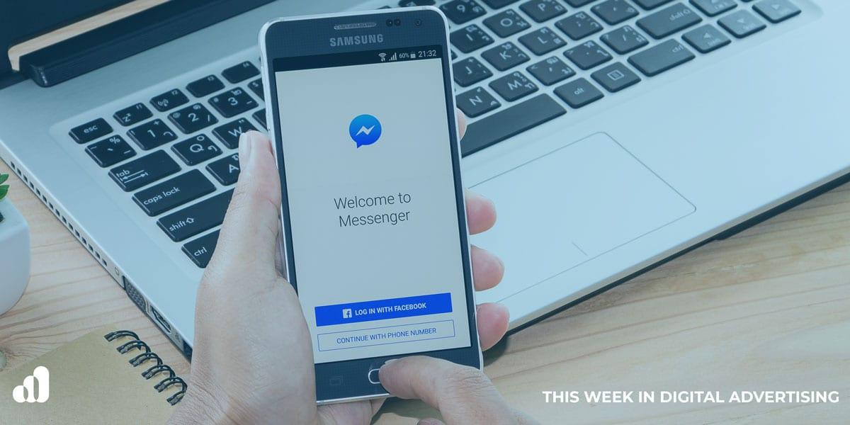 Google, Facebook , Messenger