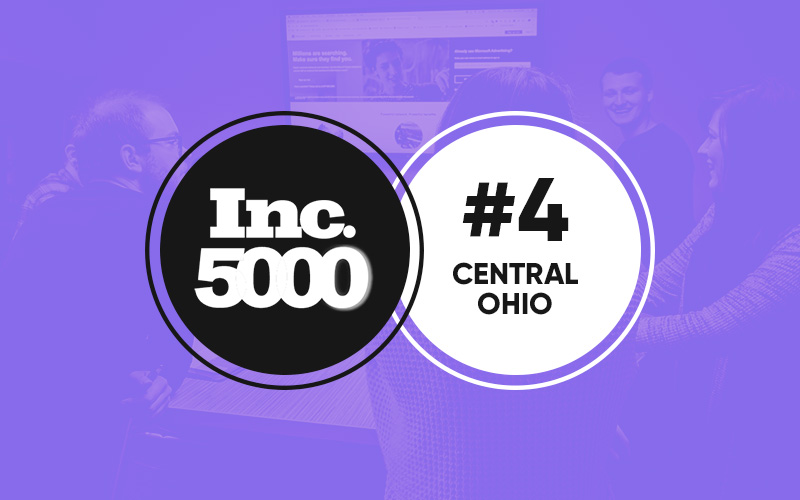 OppGen Again Recognized On The Inc. 5000 Annual List of America's Fastest-Growing Companies