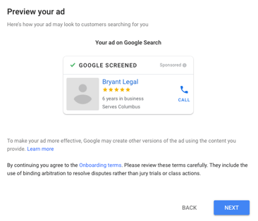 ad preview screenshot